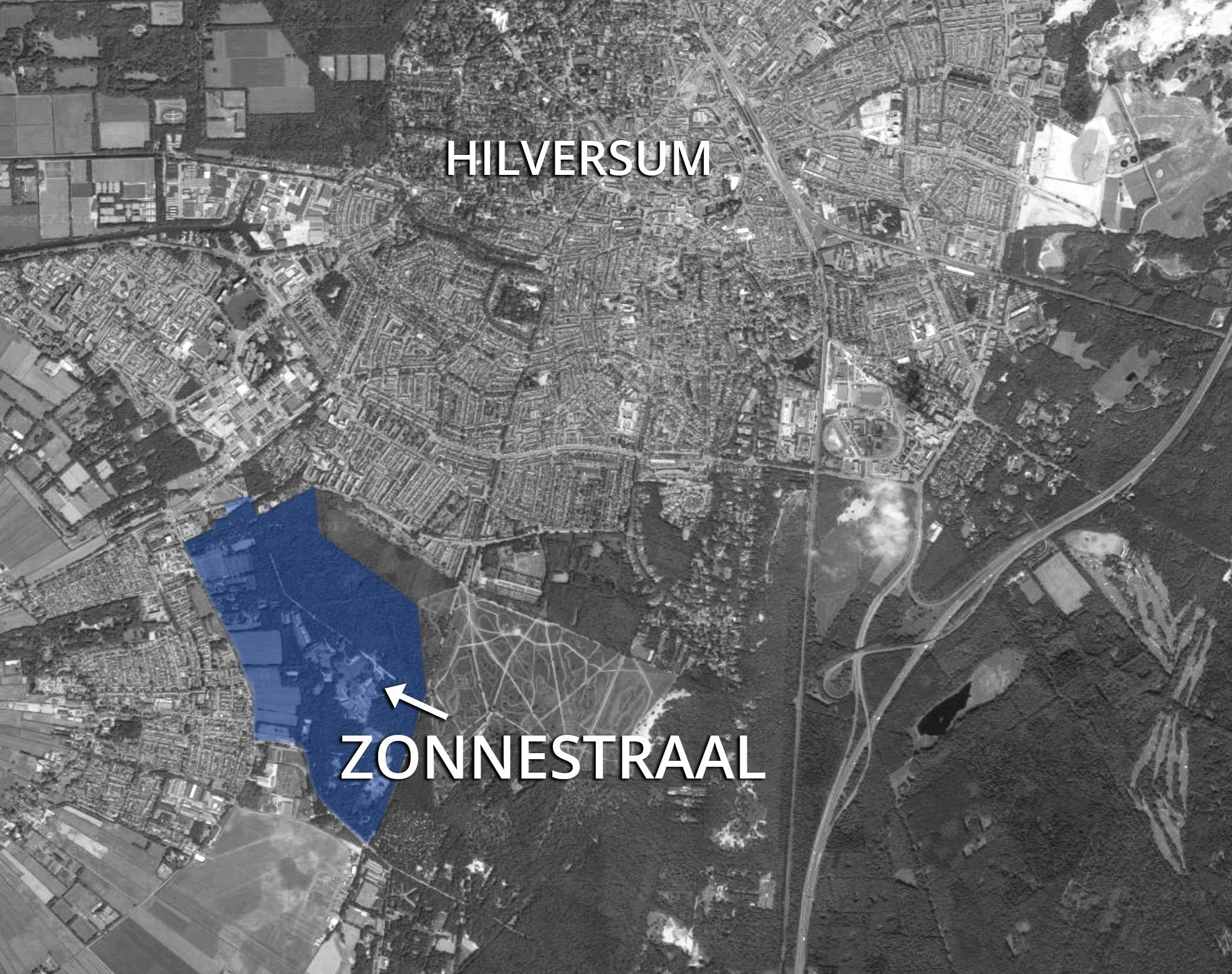 Locatie Zonnestraal