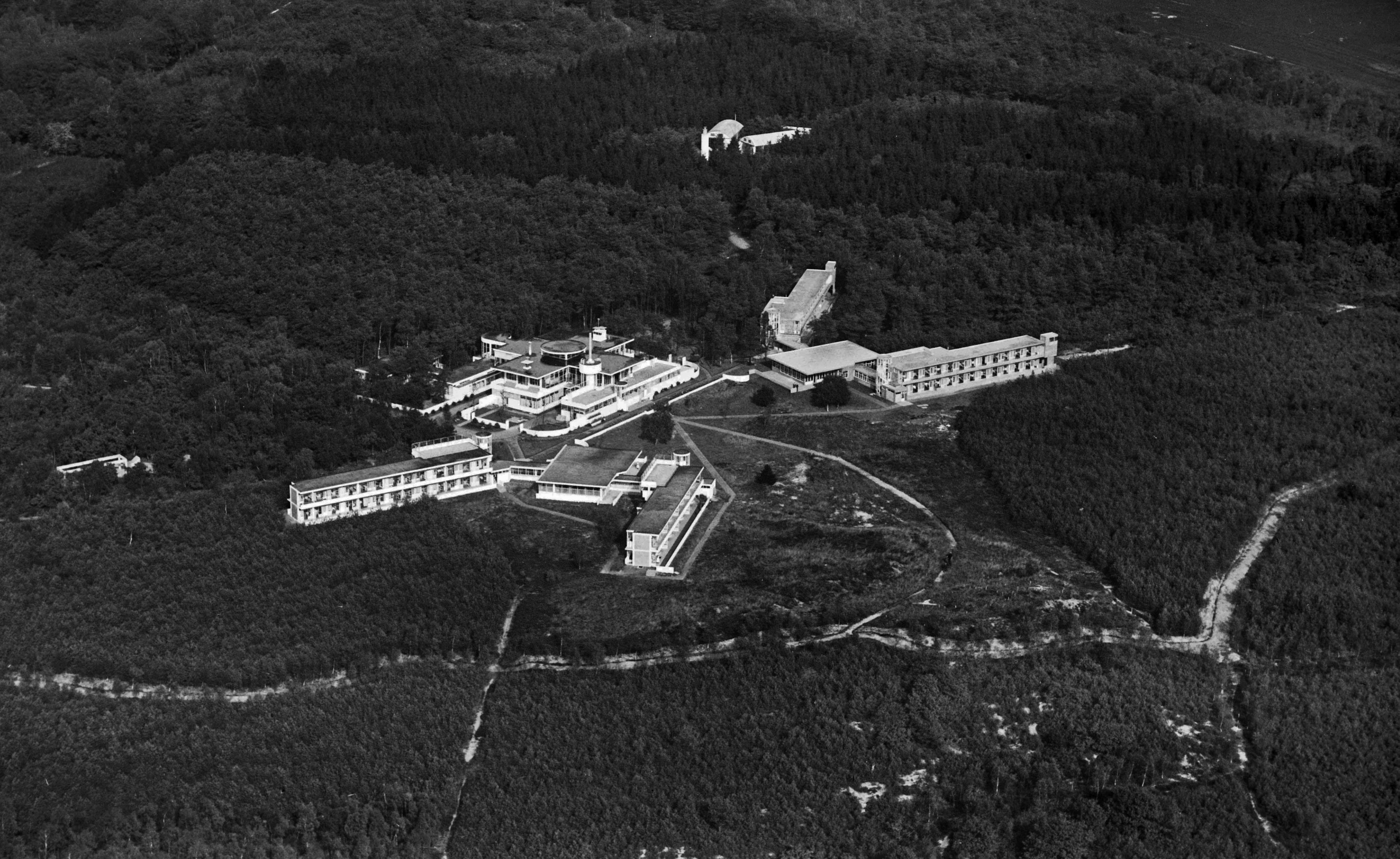 luchtfoto Zonnestraal