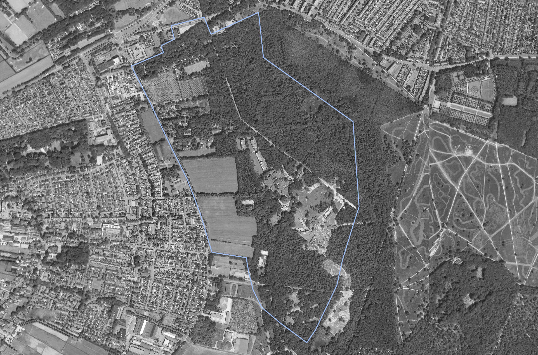 luchtfoto landgoed