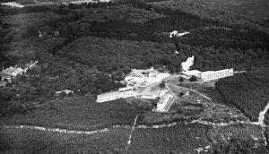 Zonnestraal luchtfoto 1931