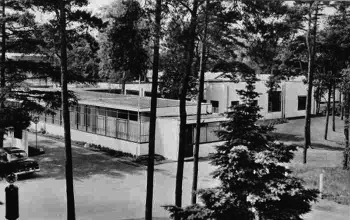 Zonnestraal Hoofdgebouw 1964