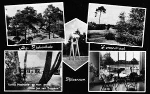 Zonnestraal Ansichtkaart 1965