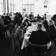 de eetzaal van Zonnestraal